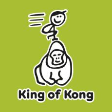 Potisk 5232 - KING OF KONG