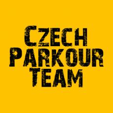 Potisk 5278 - CZECH PARKOUR TEAM - OFFICIAL