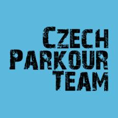 Potisk 5279 - CZECH PARKOUR TEAM - SIDE
