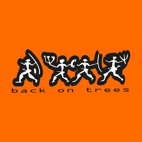 Potisk 11 - BACK ON TREES