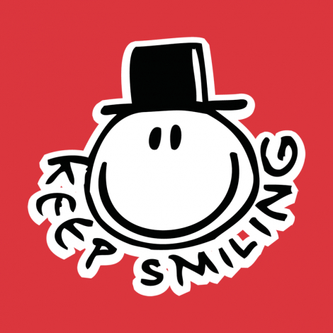 Design 517 - KEEP SMILING