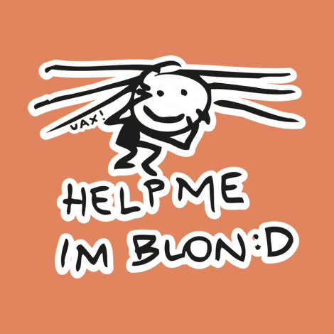 Design 532 - IM BLOND