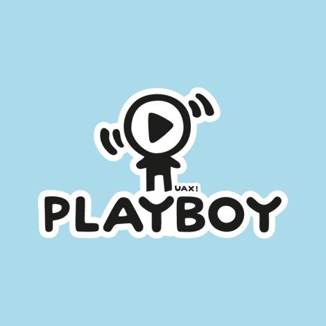 Potisk 549 - PLAY BOY