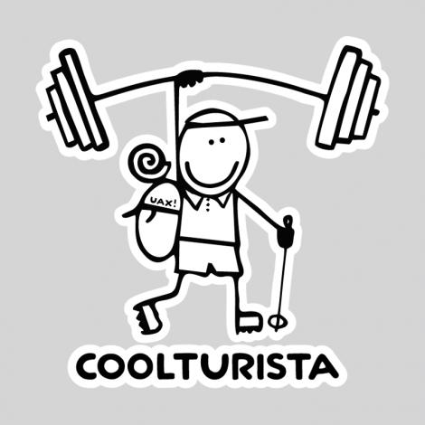 Potisk 577 - COOLTURISTA