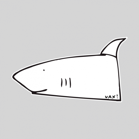 Design 1020 - SHARK HEAD