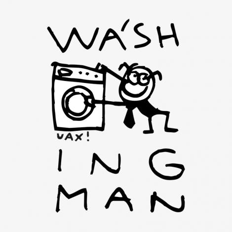 Design 1028 - WASH ING MAN