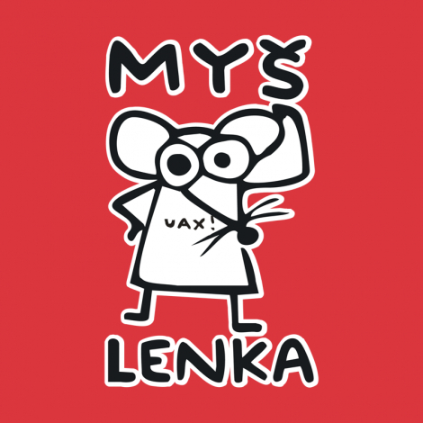 Design 1038 - MYŠ LENKA