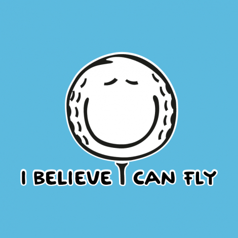 Design 1070 - I BELIEVE I CAN FLY