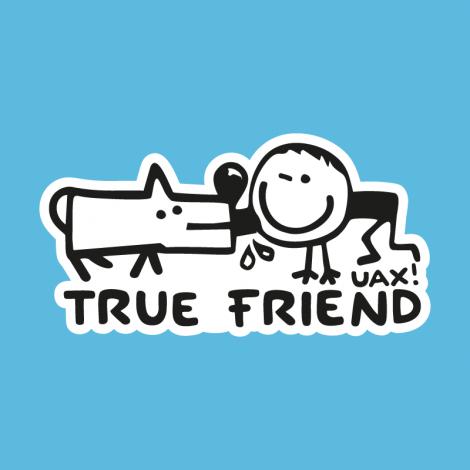 Design 1123 - TRUE FRIEND