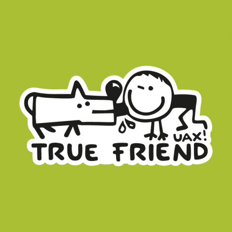 Design 1123 - TRUE FRIEND