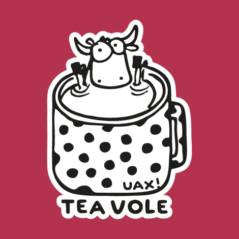 Design 1124 - TEA VOLE