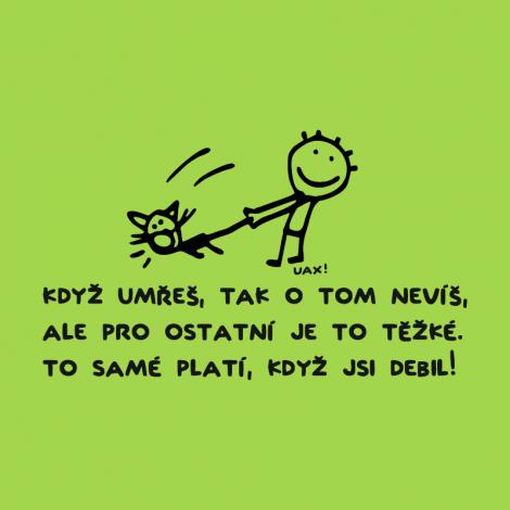 Potisk 1131 - JE TO TĚŽKÉ
