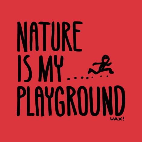 Design 1160 - NATURE IS MY PLAYGROUND