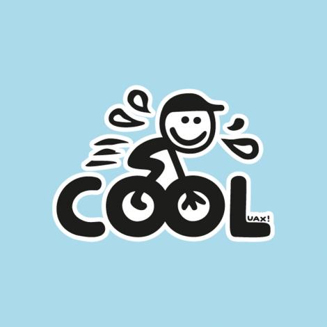 Potisk 1169 - COOL CYCLIST