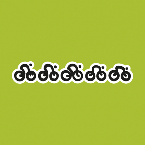 Design 1170 - CYCLISTS