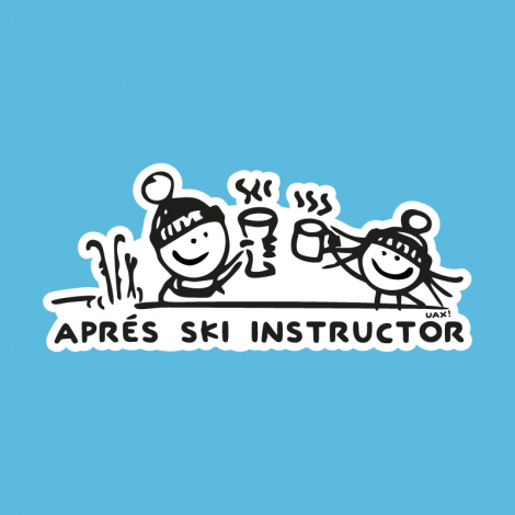 Design 1180 - APRÉS SKI INSTRUCTOR