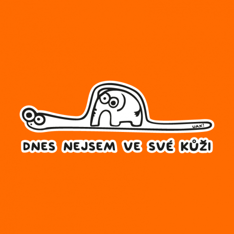 Design 1187 - NEJSEM VE SVÉ KŮŽI