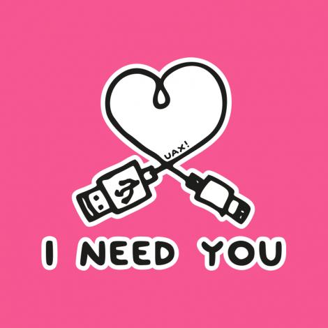 Design 1206 - I NEED YOU 2