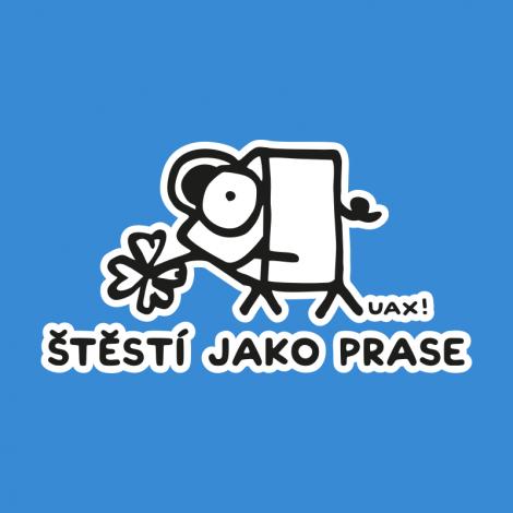 Design 1220 - ŠTĚSTÍ JAKO PRASE