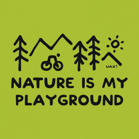 Design 1223 - NATURE IS MY PLAYGROUND