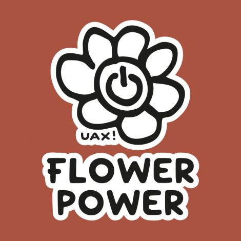 Potisk 1227 - FLOWER POWER