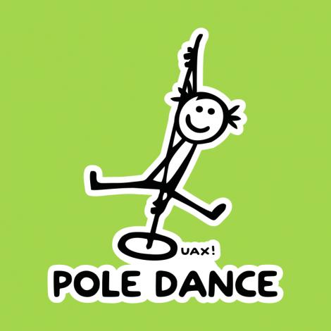 Potisk 1255 - POLE DANCE