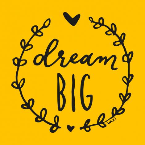 Design 1286 - DREAM BIG