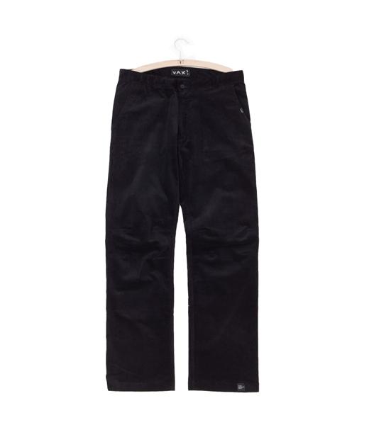 Oblečení UAX - pánské manšestrové kalhoty for man in color BLACK ... fd3860bf89