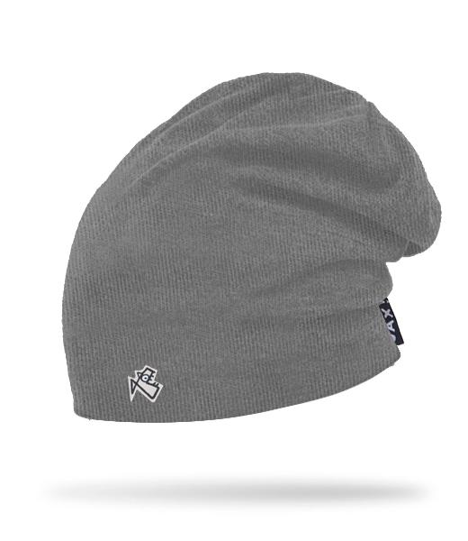 Zimní čepice UAX! HUL HAT pro děti v barvě CEMENT  8244a1365b