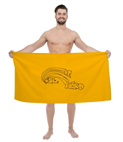 PRINTED BIG TOWELS