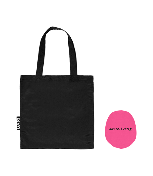 UP-CYCLE BAG WITH PRINT