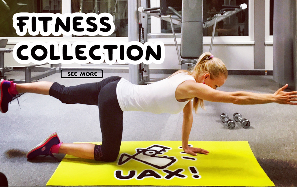 Fitness kolekce UAX!