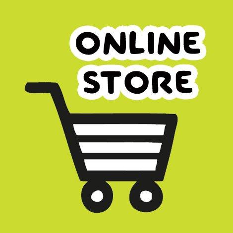 Online shop UAX!