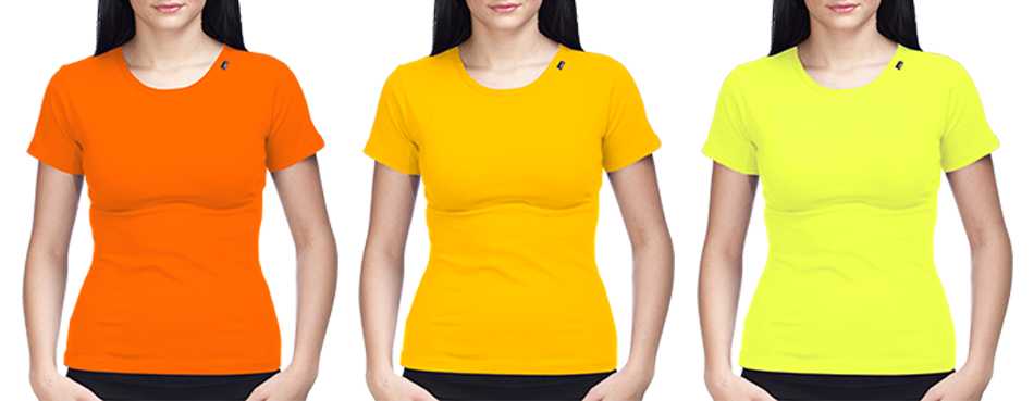 Kvalitní dámská trička UAX! Stylová dámská trička s potiskem ... f327758b39
