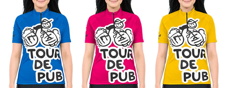 CYKLODRES TOUR DE PUB WOMEN