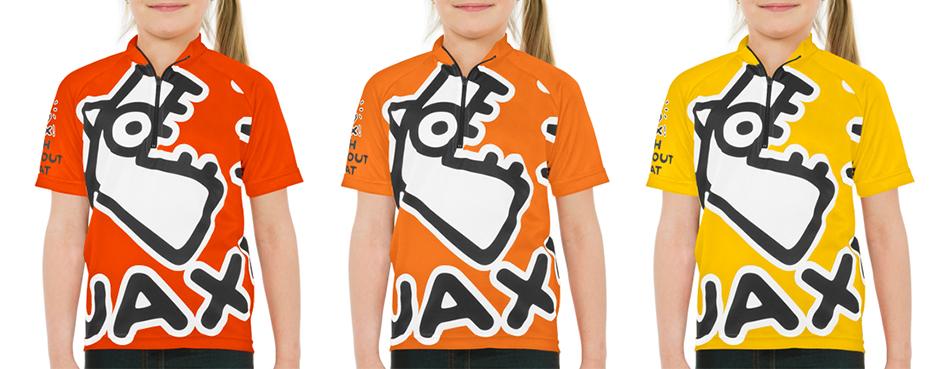 bdba15e406370 Dětské oblečení - Cyklo dresy | UAX.cz