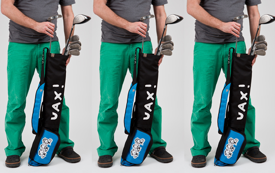 Golf kolekce UAX! GOLF CARRY BAG