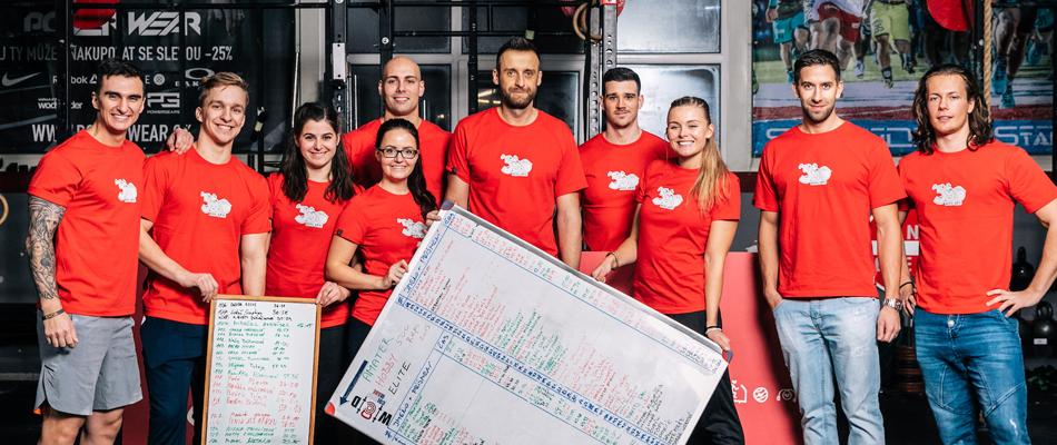 UAX! spolupracuje s projektem Colliery Srdcem! Nadchli jsme se pro projekt, který dává smysl zapojuje tělesně handicapované a seniory do cvičebního programu CrossFit.
