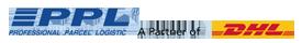 Mail order company PPL partner DHL