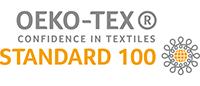 OEKO-TEX certifikát o 100% bavlna