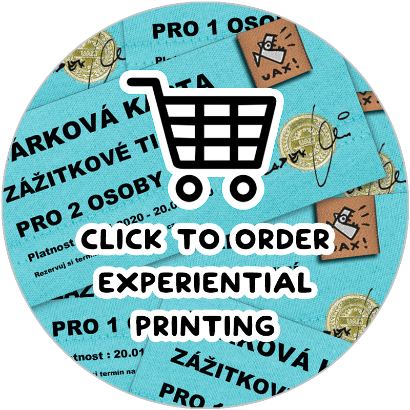 EXPERIENCE WITH PRINTING